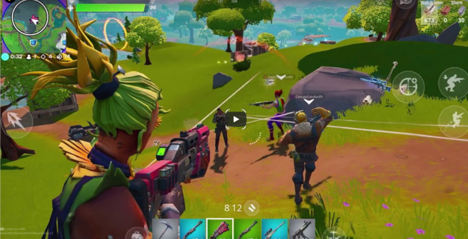 FortNite Mobile video screenshot Apps Weekly 920x470 1 - Tips on Choosing Sporty Video Games for Four Year Olds